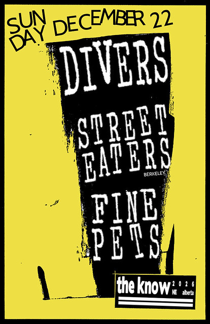 12/22/13 Divers/StreetEaters/FinePets