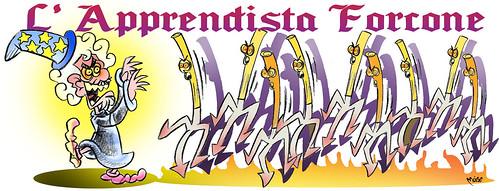 L'Apprendista Forcone by Moise-Creativo Galattico