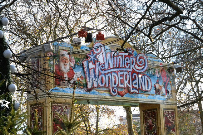 Daisybutter - UK Style and Fashion Blog: winter wonderland, hyde park, london christmas markets