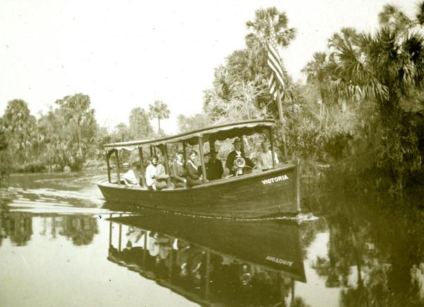 Koreshans aboard the