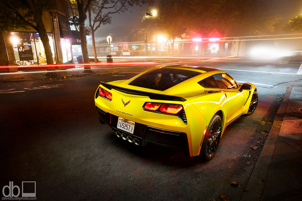 C7 Stingray - Corvette Magazine