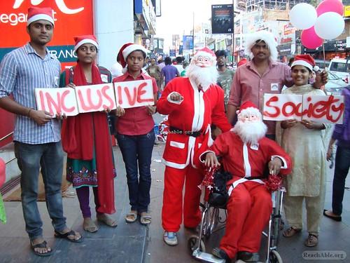 Inclusive Christmas