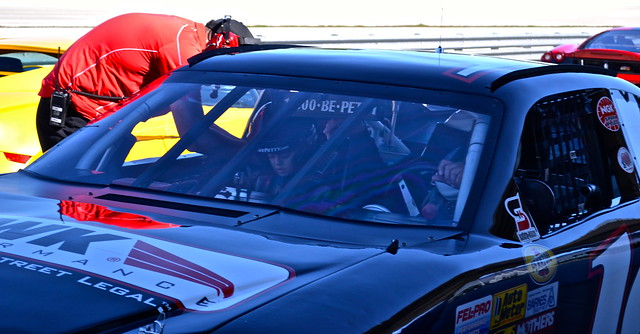 Drive Petty Experience - Walt Disney Speedway - Ride Along - Pep Talk