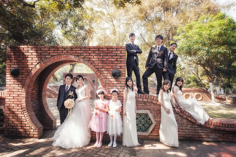 婚禮紀錄, Big Day, Wedding Day, Bridal Party, Donfer Photography