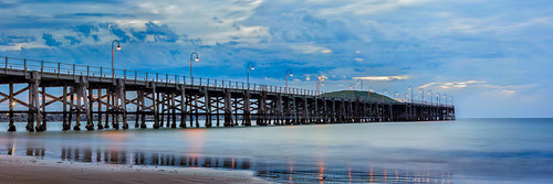 sunrise jetty australia coffsharbour