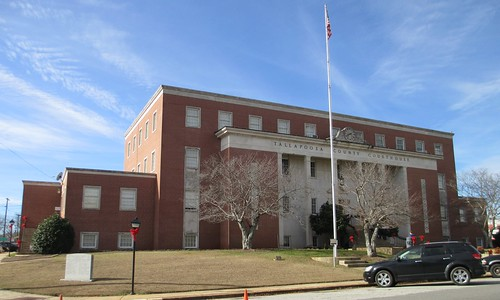 Tallapoosa County Courthouse (Dadeville, Alabama)