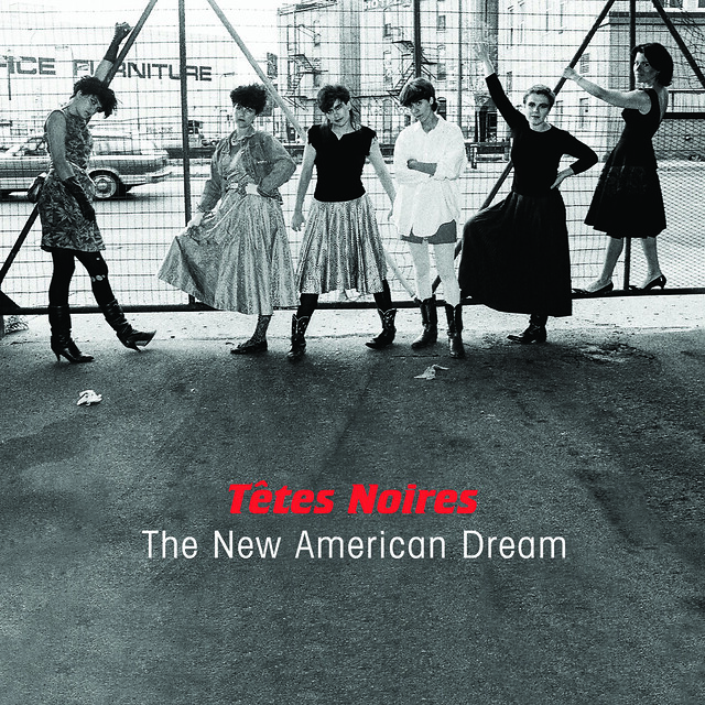Album cover for The New American Dream