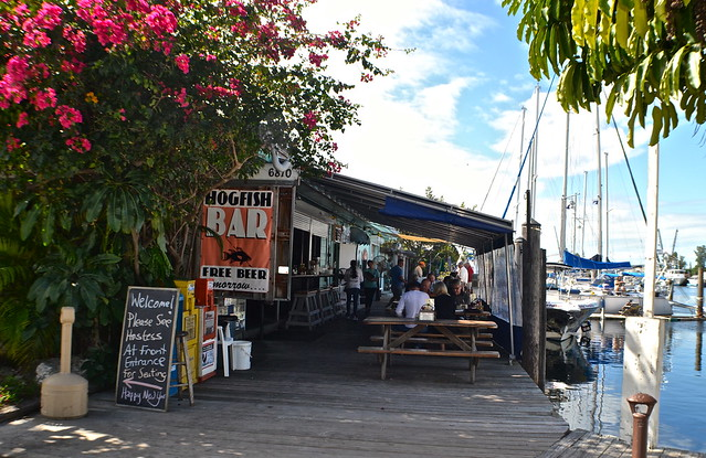 Hogfish Bar and Grill, Restaurants in Key West on Stock Island