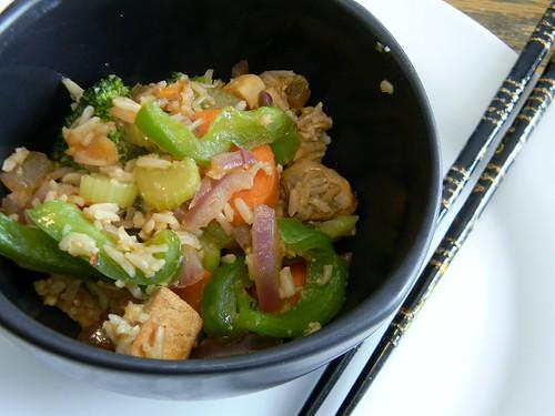 Szechuan Stir Fry