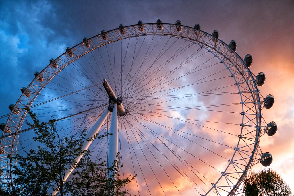 Millenium Wheel-LONDON