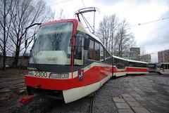Moscow tram Tatra KT3R 2300_20101113_0630