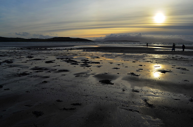 Late Afternoon, Ettrick Bay, Island of Bute, Scotland
