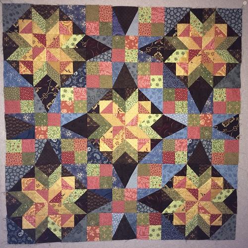 MishaMichele: Celtic Solstice - First 9 Blocks