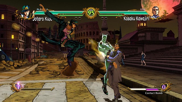 Jojo's Bizarre Adventure: All-Star Battle for PS3