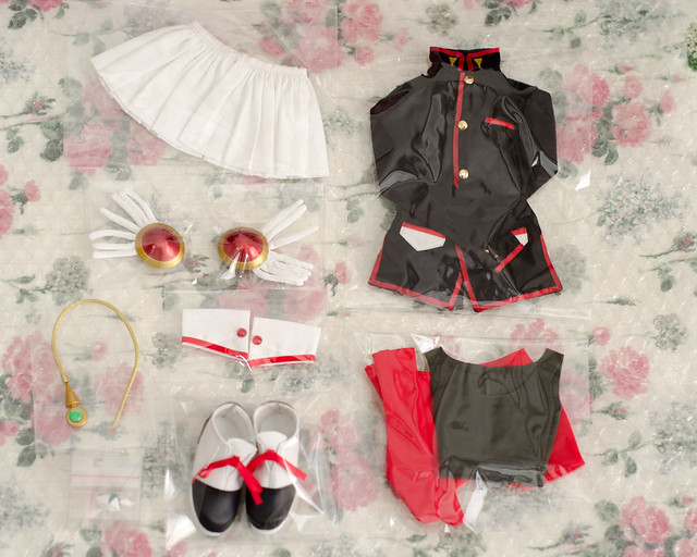 Outfit Components