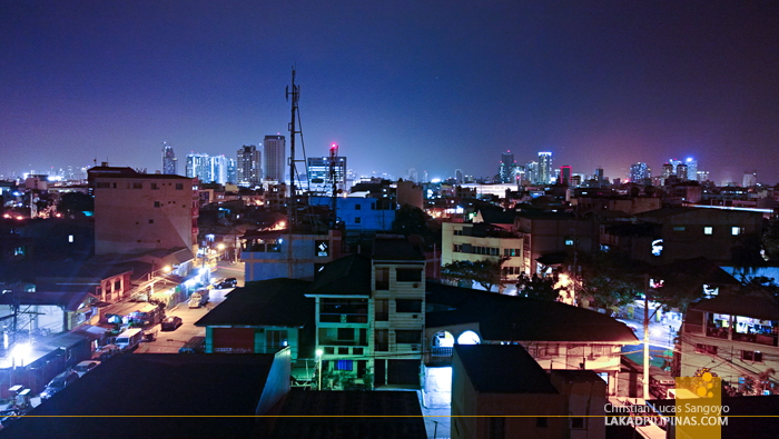 The View from Manila's Red Carabao Hostel