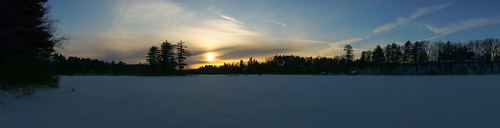 winter panorama snow newhampshire nashua minefallspark
