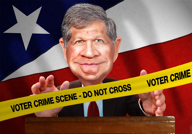 John Kasich - Crimes Against Ohio Voters