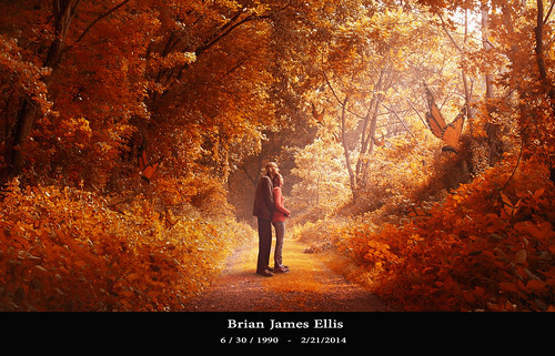 In Memory - Brian James Ellis