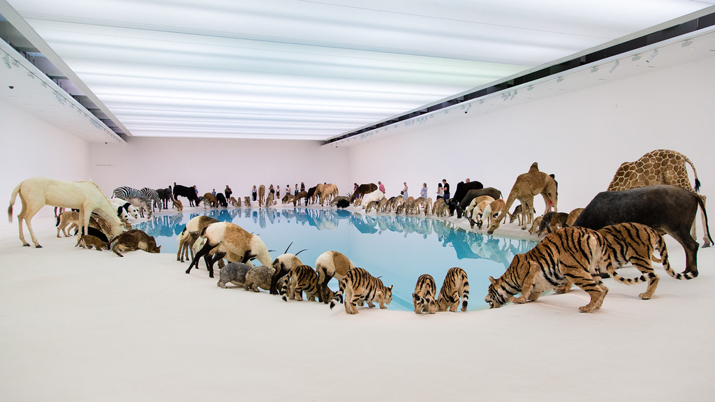 Heritage by Cai Guo Qiang