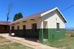 Mqolombeni Primary School - new admin building