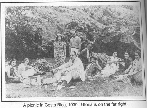 A picnic in Costa Rica, 1939 by Poran111
