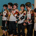 Bout 1 - Basingstoke Roller Derby vs Plymouth City Roller Girls
