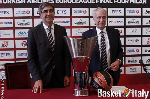L'Euroleague apre all'introduzione del fair play finanziario per i team partecipanti