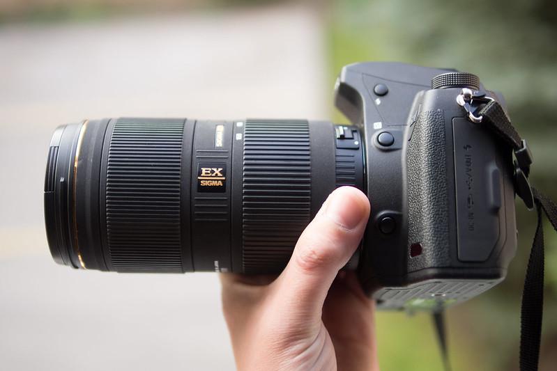 Sigma SD1 Merrill & Sigma 50-150mm f/2.8 II APO HSM