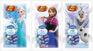 Frozen Collection 1-oz. Bags by Jelly Belly