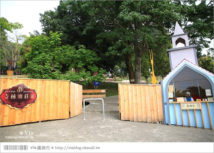 【彰化景點】克林姆莊園Cream Manor~小型動物園!戶外親子同遊好去處2