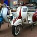 Vespa GS @ Retrospective Scooters