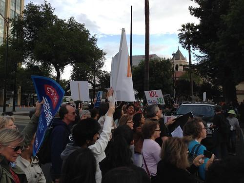 KXL protest, San Jose IMG_2496