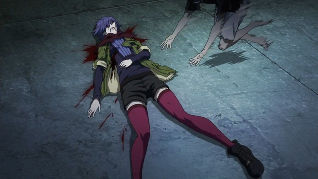 Tokyo Ghoul A ep 1 - image 13