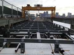 New Structural Steel Framing- Span 10