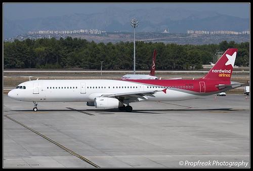 Nordwind Airlines Самолеты отзывы подробная информация