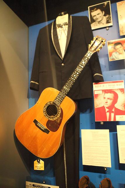 Header of Johnny Cash