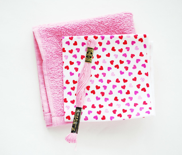 EPP Heart Towel