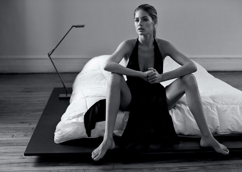 Doutzen Kroes WSJ 2015