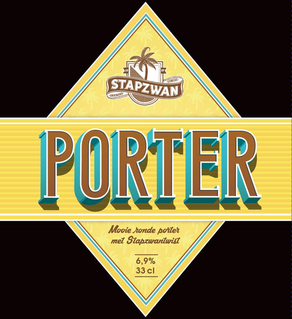 label stapzwan porter