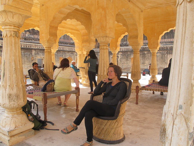 India - Jaipur - Amber Fort