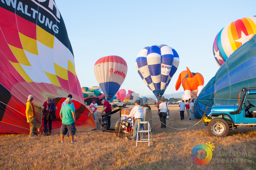 5 Reasons not to miss the 19th Philippine International Hot Air Balloon Fiesta this Weekend!