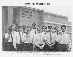 College of Engineering #TBT - 1980s Summer Warriors