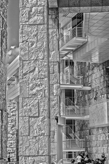 Getty Center HDR