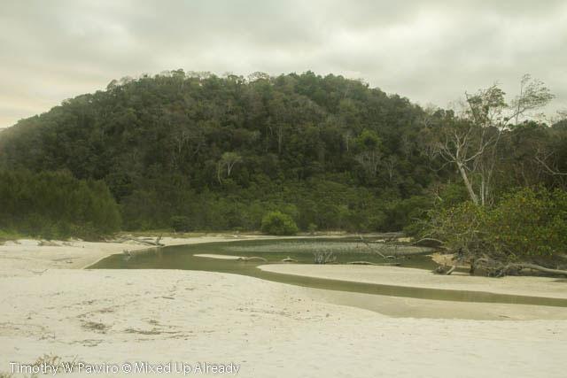 Indonesia - Sumba - Tarimbang - 21 - River to the sea