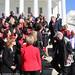 2-04-15 Radford Advocacy Day, South Portico, State Capitol