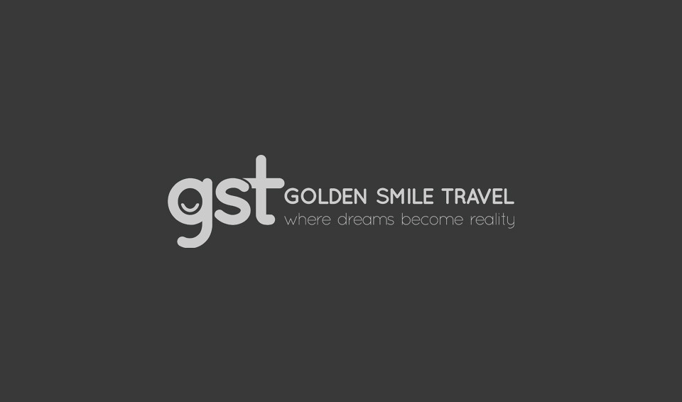 Golden Smile Travel logo