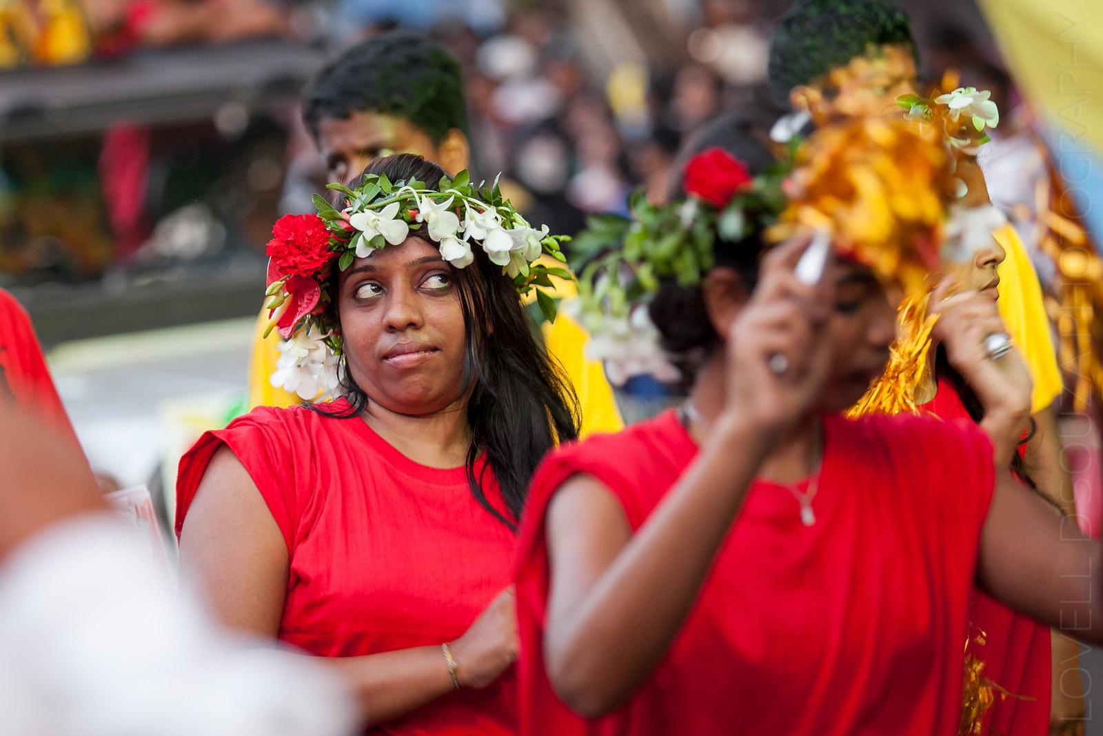 Viva Carnaval — Scenes from the Goa Carnival 2015 · Goa · Happy Feet