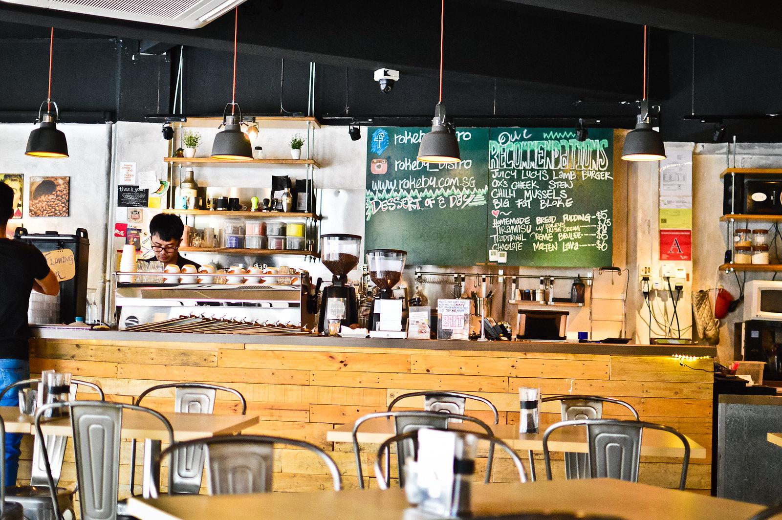 Rokeby Café Bistro