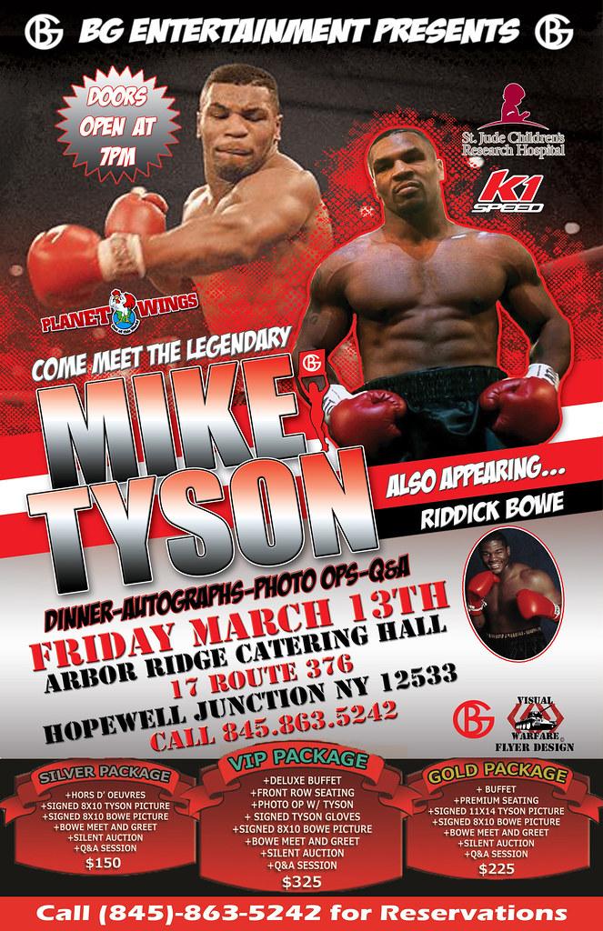 Meet Mike Tyson